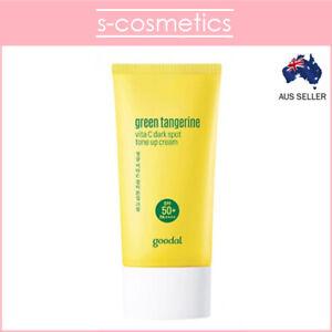 [GOODAL] Green Tangerine Vita C Dark Spot Tone Up Cream 50ml Primer