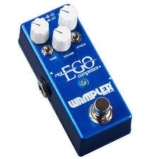 Wampler Mini Ego Compressor Sustain Compression Guitar Effects Pedal Fast Ship