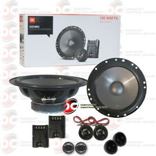 JBL CS760C 6.5 INCH CAR AUDIO CS7 SERIES 2-WAY COMPONENT SPEAKER SYSTEM (PAIR)