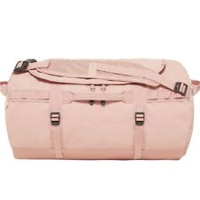 The North Face Base Camp Small Duffel Travel Bag - 50l Misty Rose