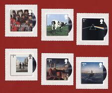 Echte postfrische Briefmarken aus Großbritannien