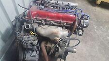 Nissan N14 GTIR SR20 Turbo Engine with ECU and Wiring