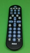 RCA Universal Remote Control - RCR4258R Tested Works No battery cover fast ship