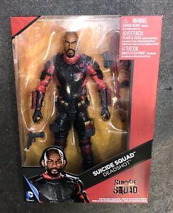 """DC Comics Multiverse Suicide Squad Deadshot  Action Figure 12"""" Mattel"""