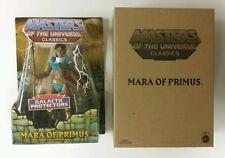 Motu classics Mara of Primus Masters of the Universe New adventures of He-man