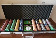 Valigia Poker fiches carte DAL NEGRO