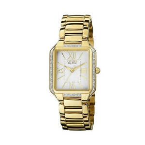 Citizen Eco-Drive Ciena Gold Tone Womens Watch EM0192-57A