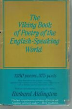 The Viking Book of Poetry of the English Speaking World Volume 1 1958 HC BOOK