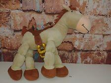 "Bull eye Toy Story Horse Pose-able Legs 10"" Plush Disneyland Walt Disney World"