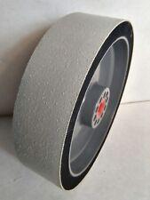 "14000G -8"" x 2"" Diamond ""XTRA"" Wide Soft Wheel Polishing Lapidary Glass Grinding"
