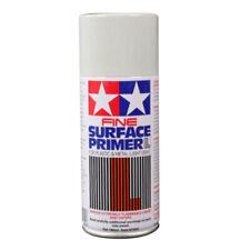 Tamiya Fine Surface Primer Light Grey 180ml Spray 87064