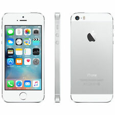 "Apple iPhone5s 16GB Espacial Desbloqueado Móvil Libre Smartphone 4"" 8MP Siver"
