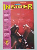 DARK HORSE INSIDER COMICS MAGAZINE #14 FEBRUARY 1993 PREDATOR COVER!!