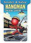 Scratch & Solve(R) Hangman for Your Pocket (Scratch & Solve(R) Series)