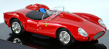 Ferrari 250 Testa Rossa 1956-57 rouge rouge 1:43 Hot Wheels Elite