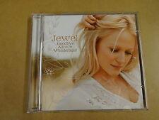 CD / JEWEL – GOODBYE ALICE IN WONDERLAND