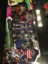 Teenage Mutant Ninja Turtles Nickelodeon 5 Metal Mutants Turtles Fugitoid New