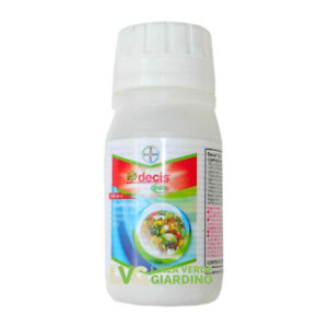 Bayer DECIS 15 EW HOBBY insetticida piretroide a base di deltametrina 500ml