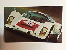 1966 Porsche Carrera 6 Type 906 Factory Issued Postcard ULTRA RARE! Awesome L@@K