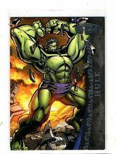 2012 Upper Deck Marvel Premier Hulk Base Card #/199 Card #9