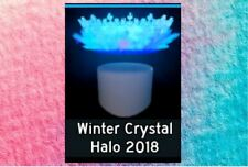 Roblox Royale High Winter Crystal Halo 2018 Accessory Item Very Rare Halo