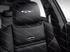 6 x Kia GT Aufkleber für Kopfstütze Rio Ceed Sportage Optima Emblem Logo #7