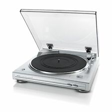 Denon Record Player DP29F Traction Belt and Needle With Chassis Aluminum