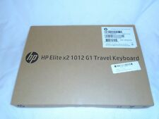 HP Elite x2 1012 G1 Tablet Travel Keyboard ONLY