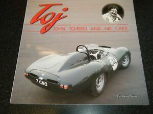 JOHN TOJEIRO JAGUAR AC LE MANS 1958 BRISTOL ACE GT40 ECURIE ECOSSE BUICK HALTON