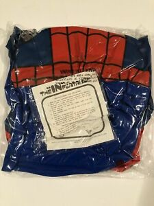 """NEW Marvel Comics Inflate-O-Spidey Store 65"""" NIB Spiderman Inflatable Blowup"""