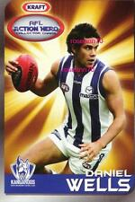 2007 AFL ACTION HERO BRODIE HOLLAND COLLINGWOOD MAGPIES NEW LISTING