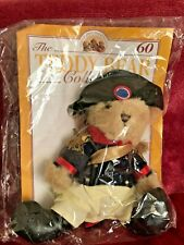 The Teddy Bear Collection Issue 60 Napoleon Bear Sealed & Magazine