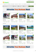 Property Listings Website Online Business For Sale (Portal, Real Estate Agency)