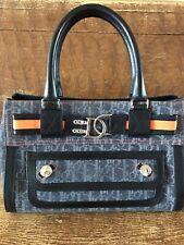 Authentic Christian Dior Handbag Flight Collection Tote