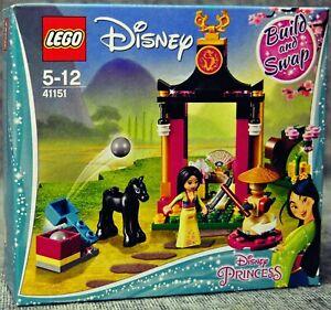 Lego 41151 Mulans Training Disney Princess Traumschloss Neu