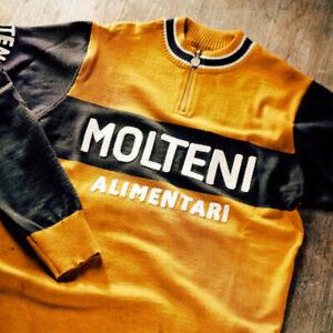 Molteni Team 1974 Vintage Molteni Jersey LONG SLEEVES