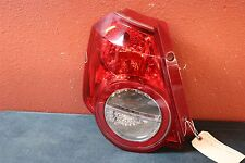 2009-2010-2011 CHEVY AVEO LEFT TAIL LIGHT