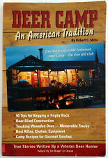 Deer Camp traditions tips Pine Hill Club Weidman Michigan how to, humor SIGNED