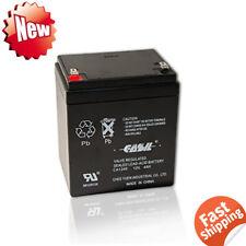 New Casil CA1240 12V 4Ah SLA Alarm Battery Two Year Warranty