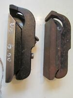 2 Vintage Rabbit Wood Working Small Plane 3 1/4 inch for parts repair