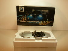 KYOSHO BMW Z8 - JAMES BOND 007 - WORLD IS NOT ENOUGH - 1:18 - EXCELLENT IN  BOX