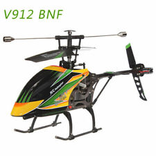 Large WLtoys V912 4CH RC Helicopter With Gyro BNF - Green