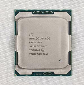 INTEL Xeon E5-1630 V4 Quad-Core / 8-Thread 3.7 - 4.0GHz LGA 2011-3 Broadwell CPU