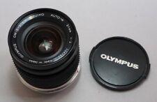 Olympus OM Zuiko Auto-W 21mm f/2 21/2 M42 Mount for Pentax K Sigma SDQ Canon EF