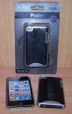 ifrogz Fusion black - silver Schutzhülle Case Cover in OVP iPod Touch 4G - L64