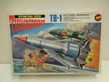 IMAI Thunderbirds International Rescue TB-1 model kit 100% brand new