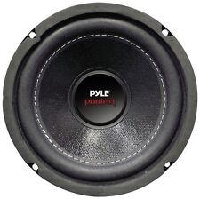 "Pyle PLPW6D 6.5"" 600W Max 4Ohm Subwoofer-Sold Each"