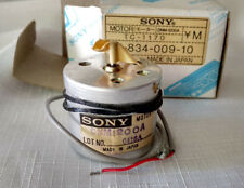 Sony Motor TC-1170 8-834-009-10 MIJ Box DNM1200A Turntable Reel To VTG