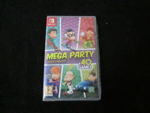 SWITCH : MEGA PARTY A TOOTUFF ADVENTURE - Nuovo, ITA ! CONSEGNA IN 24/48H !