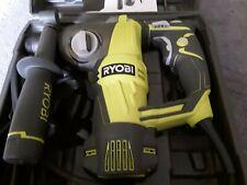 ryobi hammer drill RSDS 800w corded